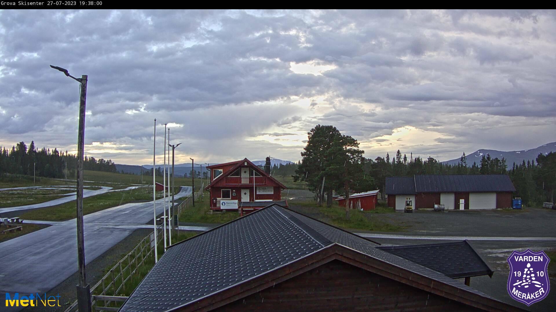 Meråker - Grova Skistadion