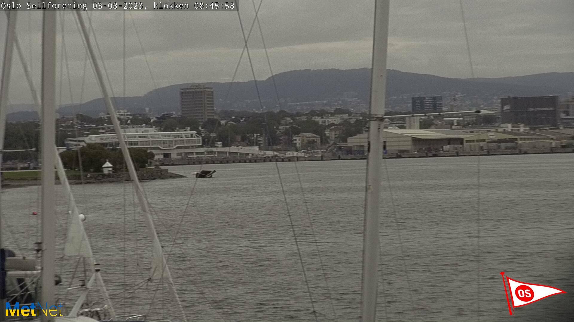 Webcam Oslo, Oslo, Oslo, Norwegen