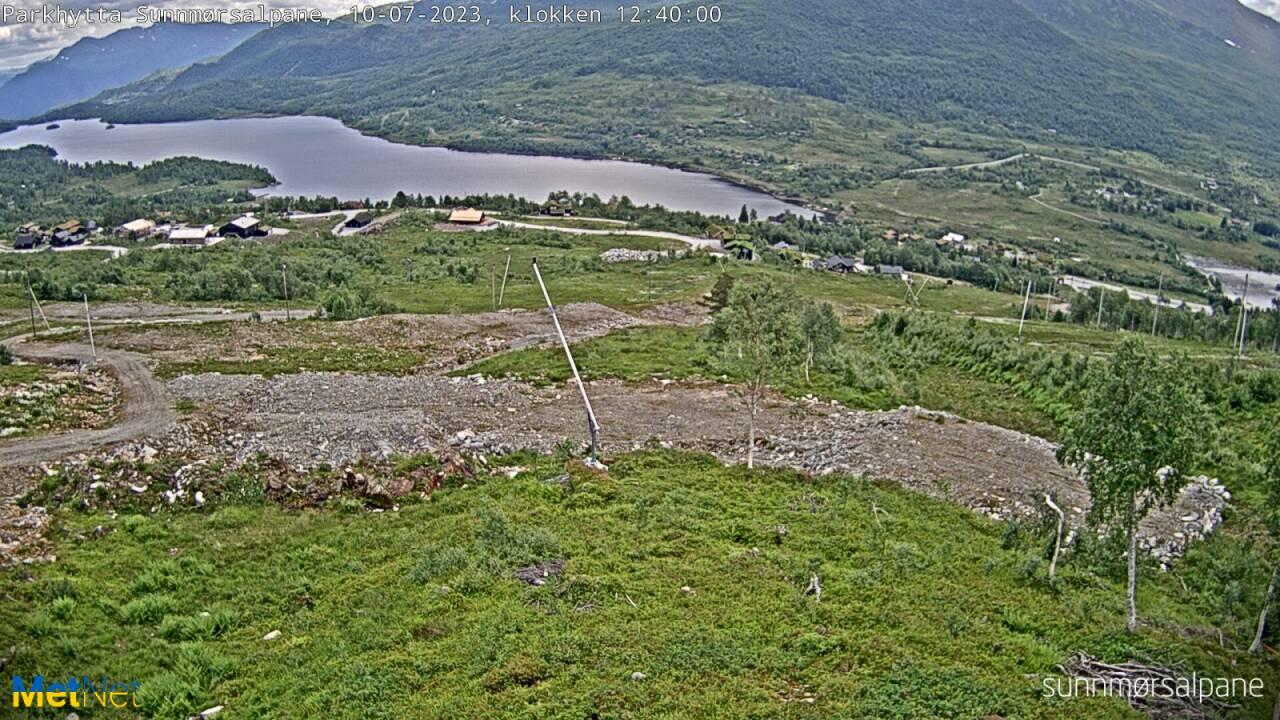 Sykkylven - pistes de ski Sunnmørsalpane (02)